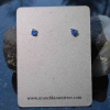 Kyanite Sterling Silver Ring in Size 6.5 Raw Stone Crystal Jewelry Blue Gemstone