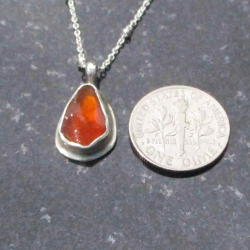Kyanite Sterling Silver Ring in Size 8 Raw Stone Crystal Jewelry Blue Gemstone S